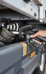 """Reconnaissance automatique de véhicule - <p>Sécurité contre la fraude (""""l'évaporation""""), gain de carburant : 2 litres/100 KMS, gain de temps, solution sans fil, fonctionne par émetteur radio.</p>"""