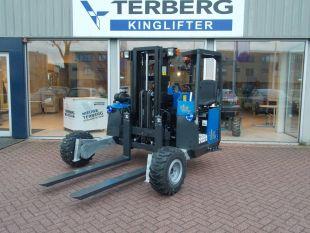 chariot embarqué TERBERG - <p>TERBERG est fabricant de chariots élévateurs embarqués depuis 1989, nous sommes son représentant officiel pour la France depuis 6 ans.</p>