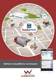 TruckAccess - <p>TruckAccess est la solution de mobilité &amp; traçabilité spécialisée dans les métiers du transport.</p>