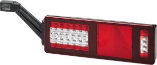 Full LED Rear Lamp - <p>Solution Full LED avec rideau lumineux LED innovant et breveté pour la fonction de feu arrière et clignotant dynamique LED. Grande flexibilité grâce à la conception modulaire.</p>