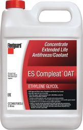 ES Compleat OAT - <p>Liquide de refroidissement / antigel longue durée pour moteurs 'Heavy-Duty' - sans nitrite, amine, phosphate ni silicate.</p>