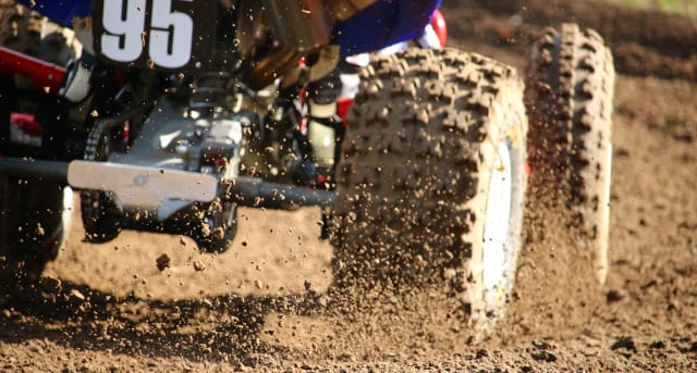 Assurance quad, moto-cross et minimoto