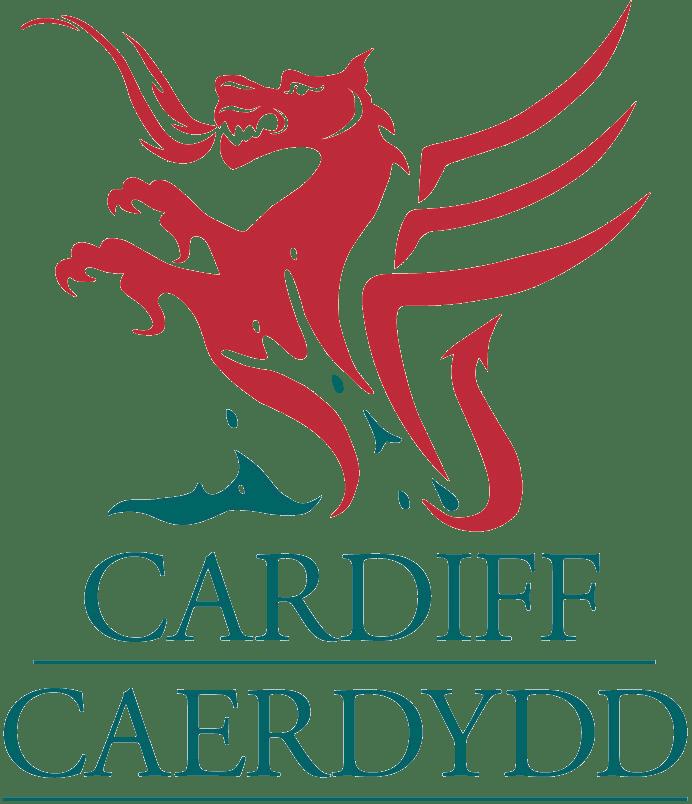Cardiff Council Red Dragon Logo