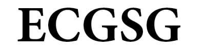 ECGSG logo