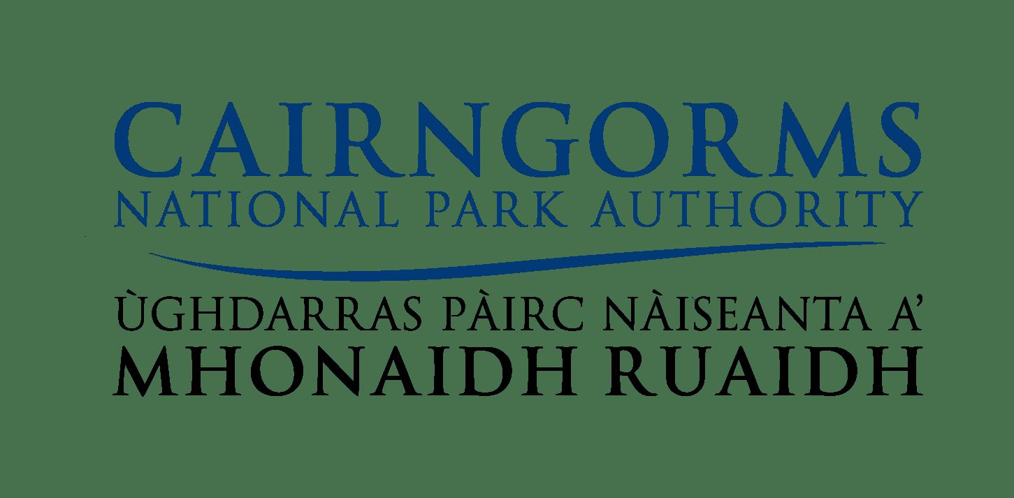 Cairngorms National Park Authority logo