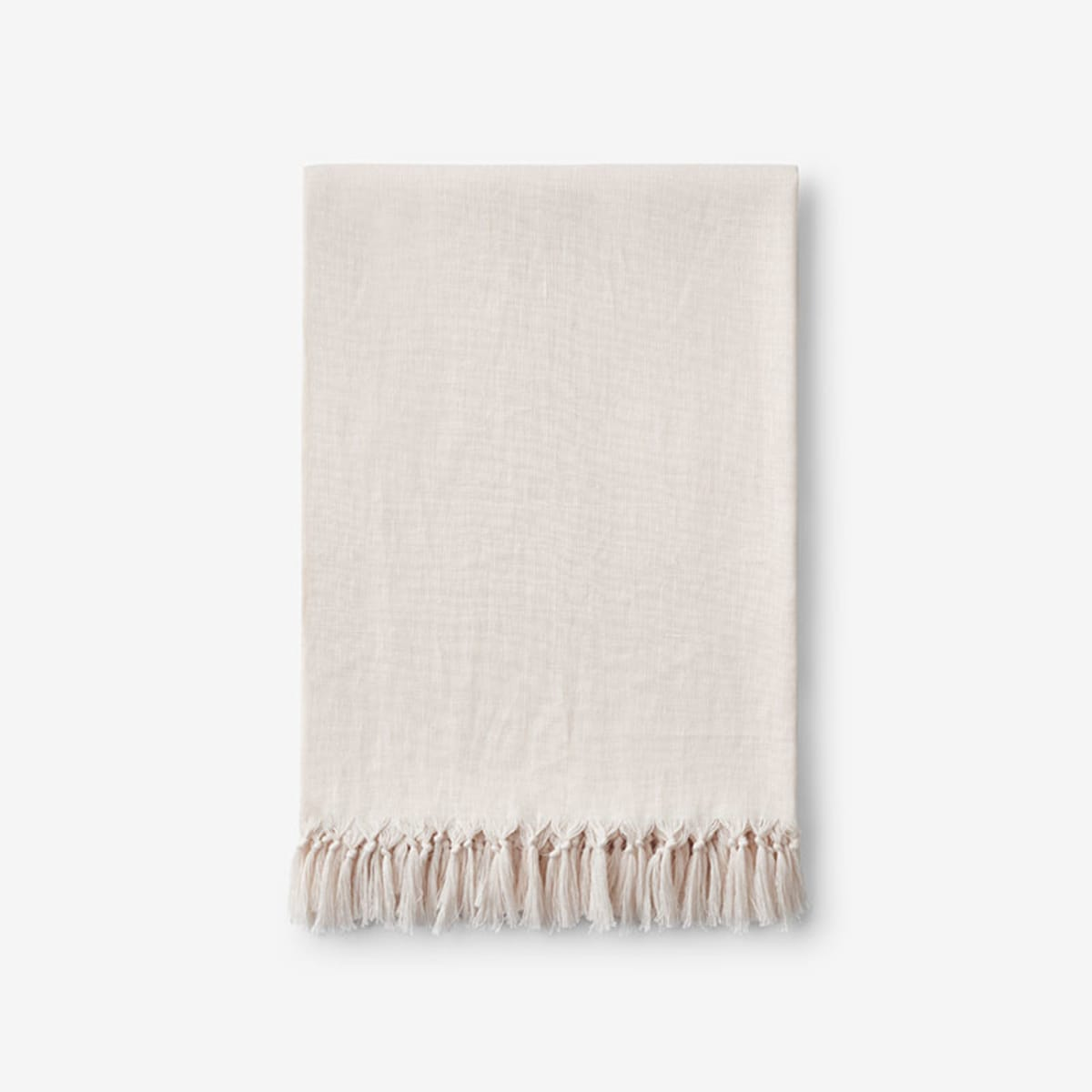 Linen Throw | The Company Store