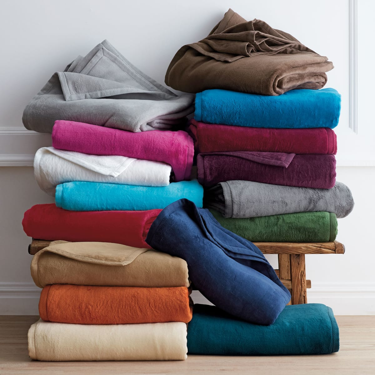 Cotton Fleece Blanket