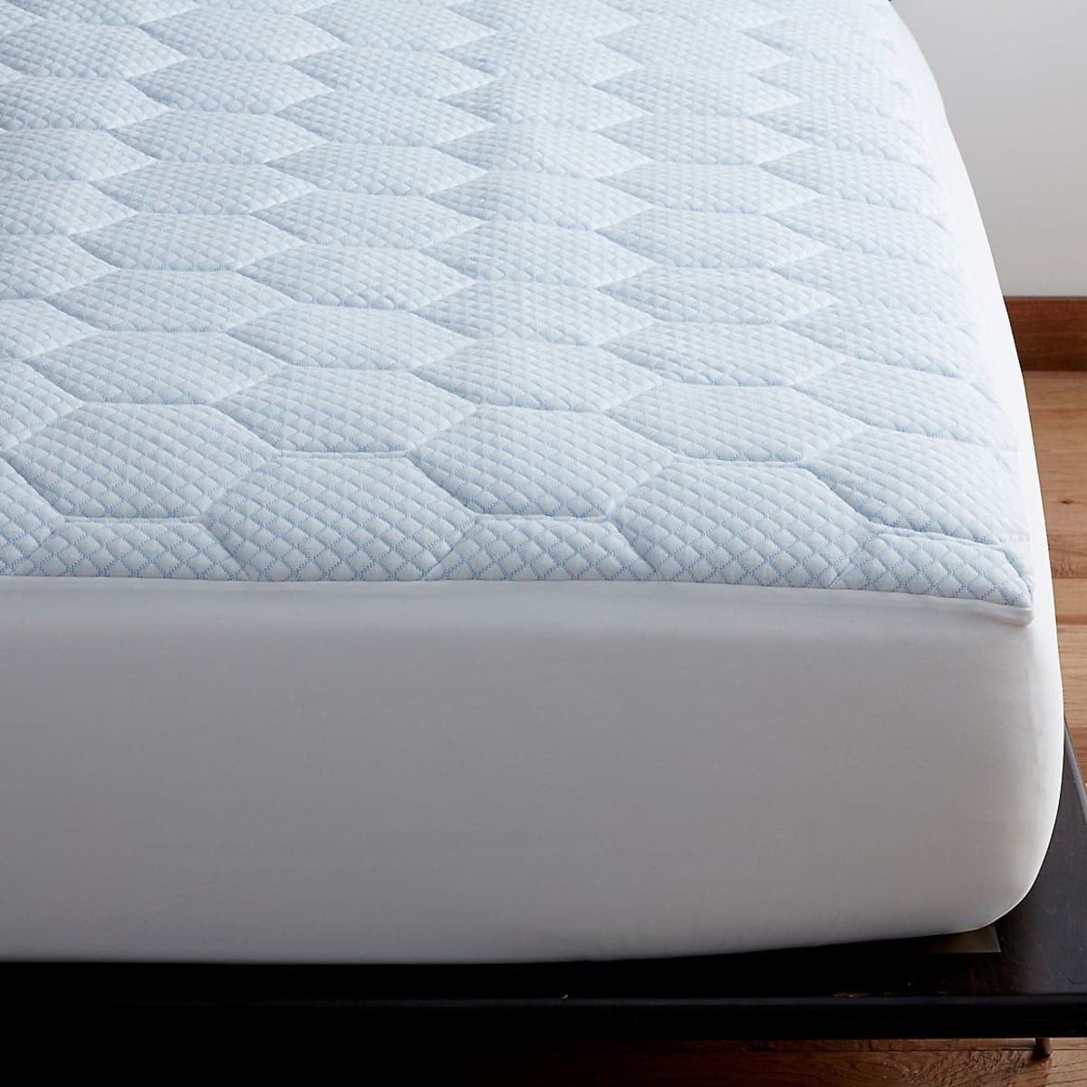 Cooling Gel Memory Foam Mattress Pad The Company Store