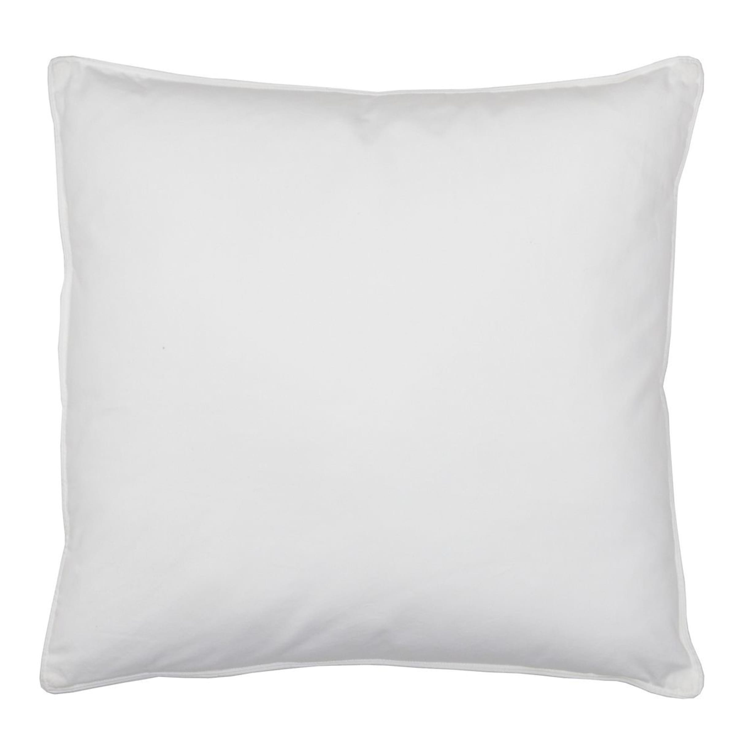 Company Essentials Down Free Medium Density Square Pillow Inserts