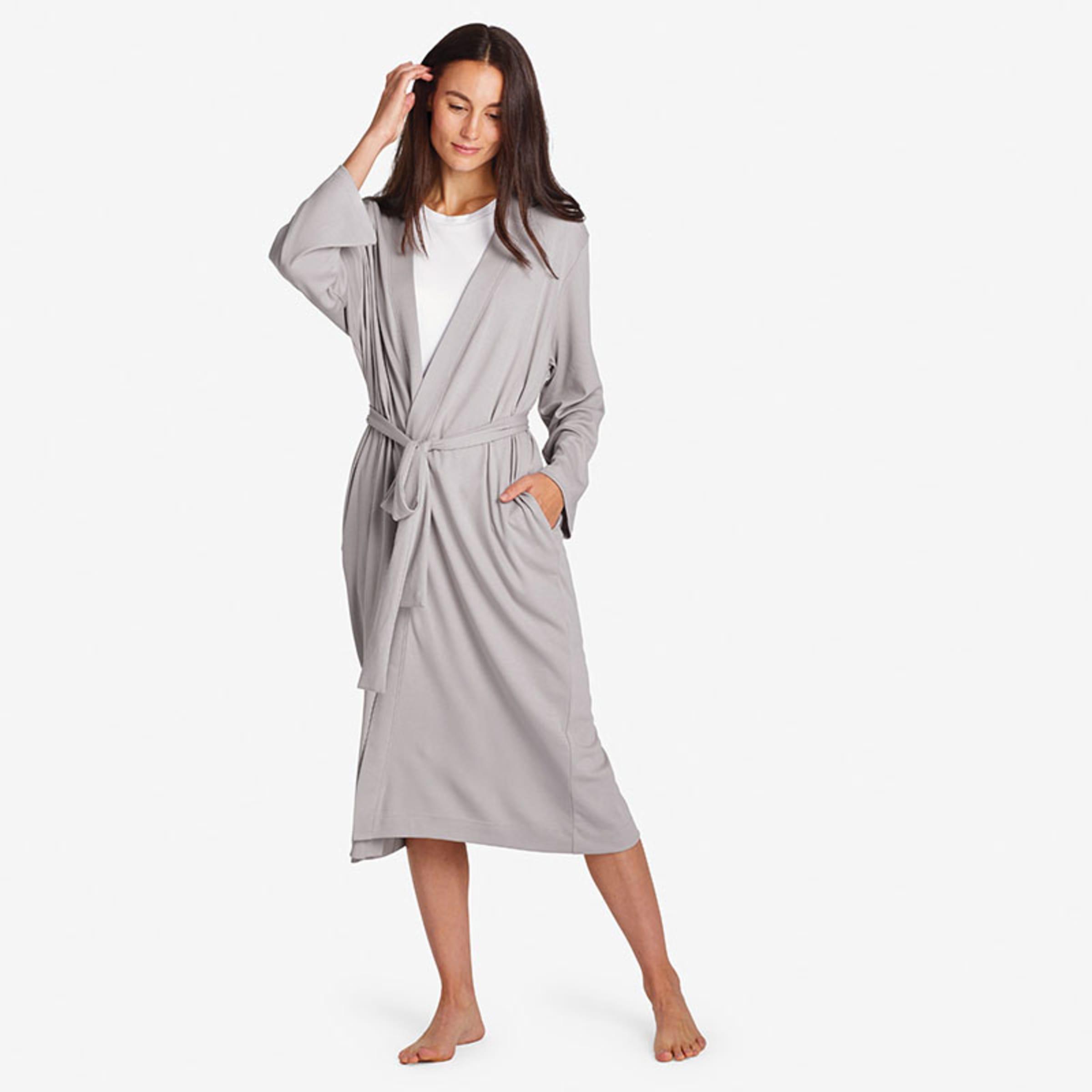 Legends Luxury Pima Cotton Kimono Robe