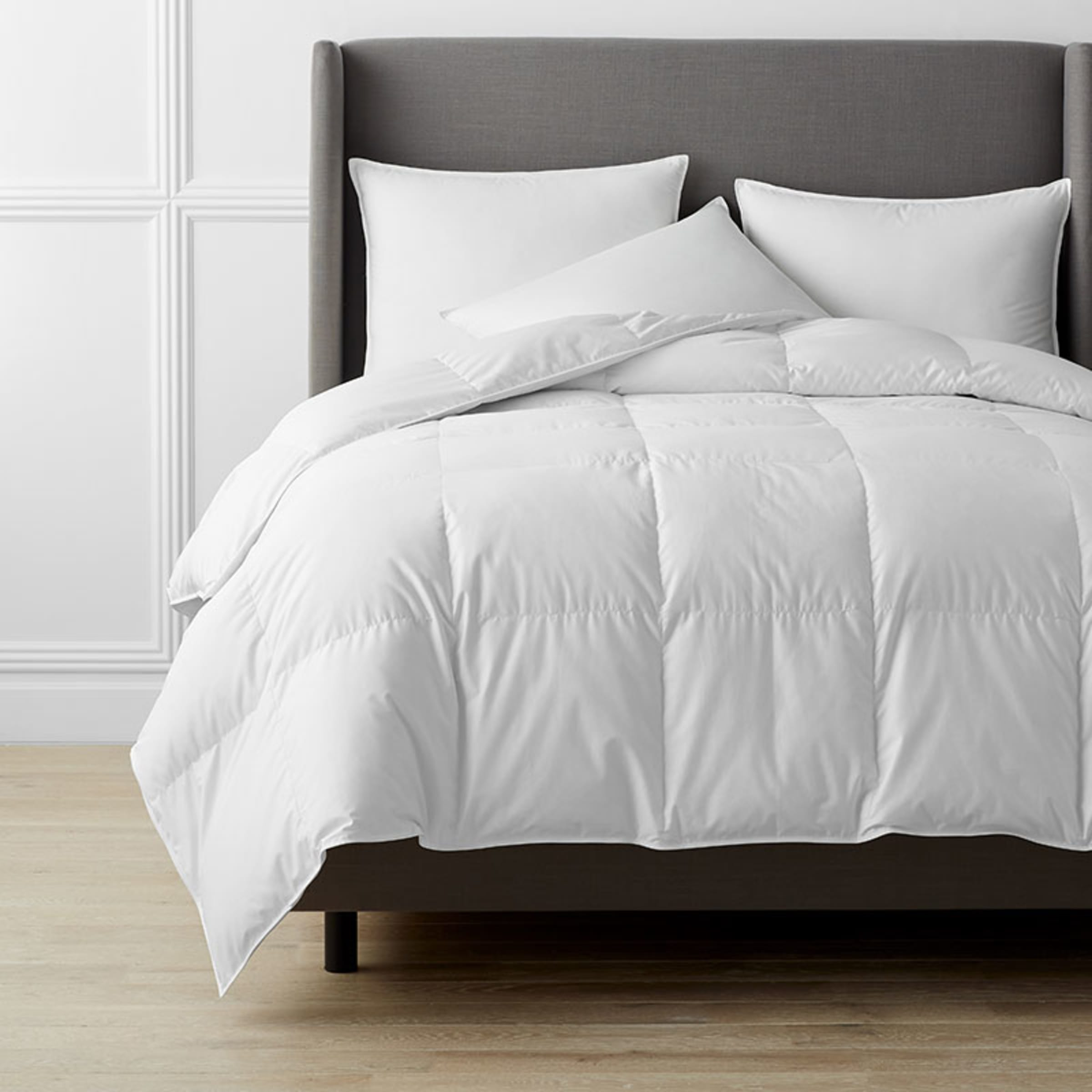 White Bay Rds Certified European Down Comforter
