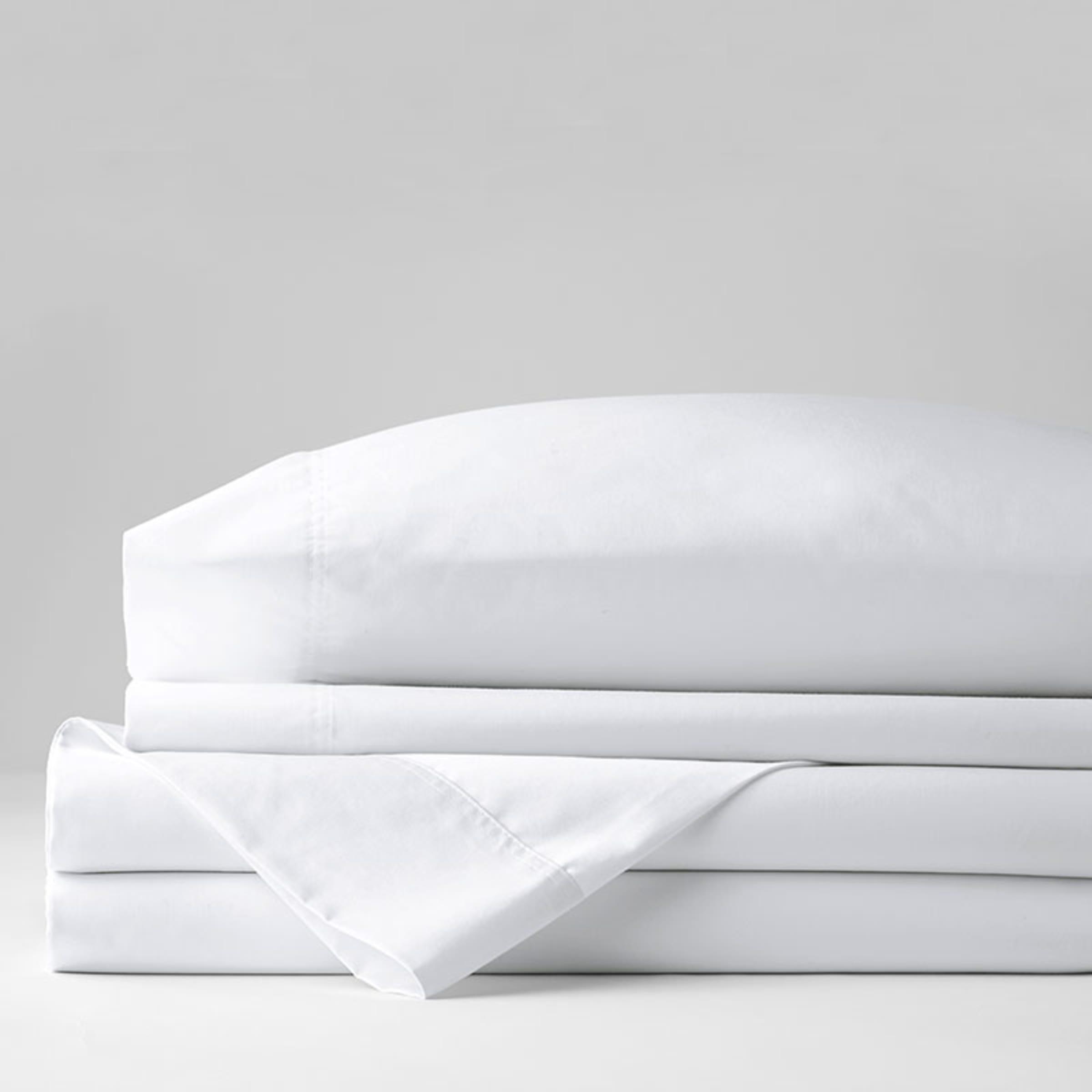 Company Cotton Wrinkle Free Sateen Sheet Set