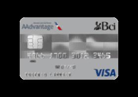 Bci AAdvantage Visa Gold Logo