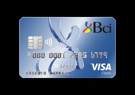 Bci Visa Classic Logo