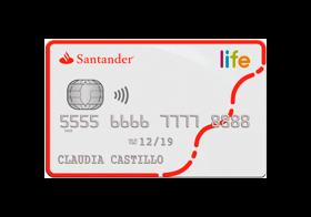 Santander Life Logo
