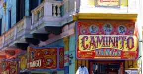 seguro viagem argentina - prédios coloridos em buenos aires