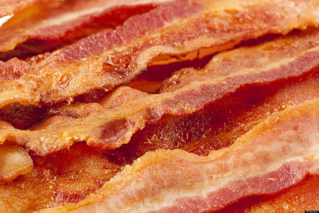 Bacon Tão Saudável  Quanto o Abacate e o Azeite.