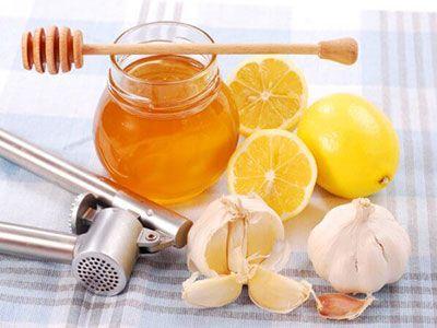 remédio caseiro para tosse com chá de alho com limão e mel