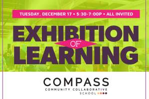 Join Us for Exhibition of Learning