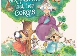 Win 1 of 5 copies of Grandma Lost Her Corgis