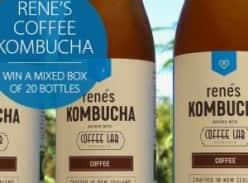 Win a box of Rene's Coffee Kombucha