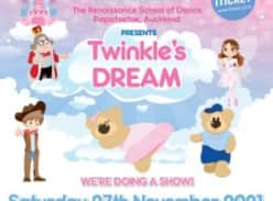 Win a family pass to the babyballet StageShow