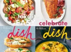 Win 1 of 5 subscriptions to dish magazine