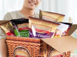 Win 1 of 2 12-month supplies of Heartland Chips
