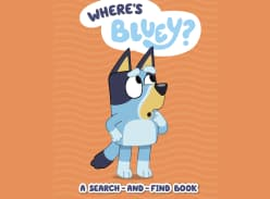 "Win 1 of 2 Copies of ""Bluey: Where is Bluey"""