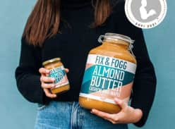 Win 1 of 2 HUGE 5kg jars of our Almond Butter with Cashew and Maple