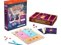 Win 1 of 2 of Osmo Math Wizard Personal Tutor Pack