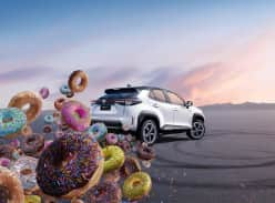 Win 1 of 2 Outdoor Movie Evenings with Toyota Yaris Cross