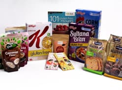 Win 1 of 2 prize packs of gluten-free pantry products