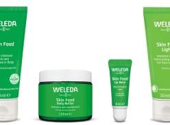 Win 1 of 2 Weleda Ultimate Skin Food Packs