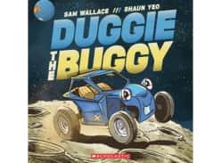 Win 1 of 5 copies of Duggie Buggy