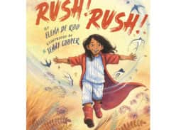 Win 1 of 5 copies of Rush! Rush!