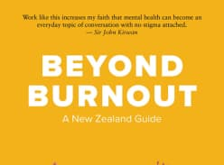 Win 1 of 7 copies of Beyond Burnout by Suzi McAlpine