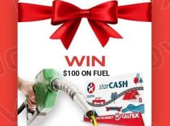 Win $100 Caltex gift card