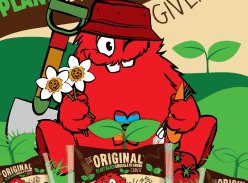 Win $100 Voucher at your local garden shop + Plant Based cookies