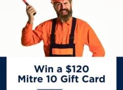 Win $120 Mitre10 voucher