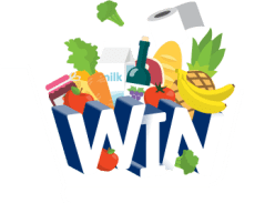 Win $15000 worth of groceries!