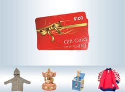 Win 2 $100 vouchers from Gift Tree NZ