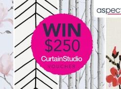 Win a $250 CurtainStudio voucher
