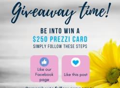 Win a $250 Prezzi Card