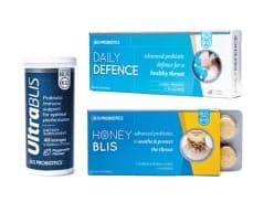 Win a BLIS Probiotics Winter Wellness pack