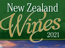 Win a copy of New Zealand Wines 2021