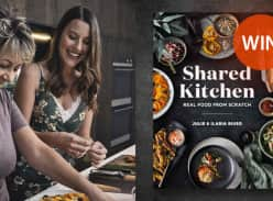 Win a copy of Shared Kitchen by Julie & Ilaria Biuso