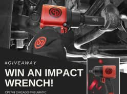 """Win a CP7749 ½"""" impact wrench"""