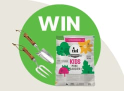 Win a Kid's Gardening Pack