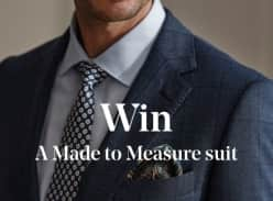 Win a Made to Measure suit